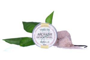 Vaníliás Arcradír