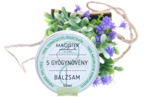 5 Gyógynövény Balzsam