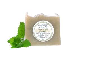 Teafa-olajos szappan