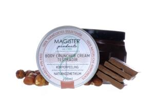 Body Cruncher Cream Testradír