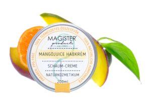 Mangojuice habkrém