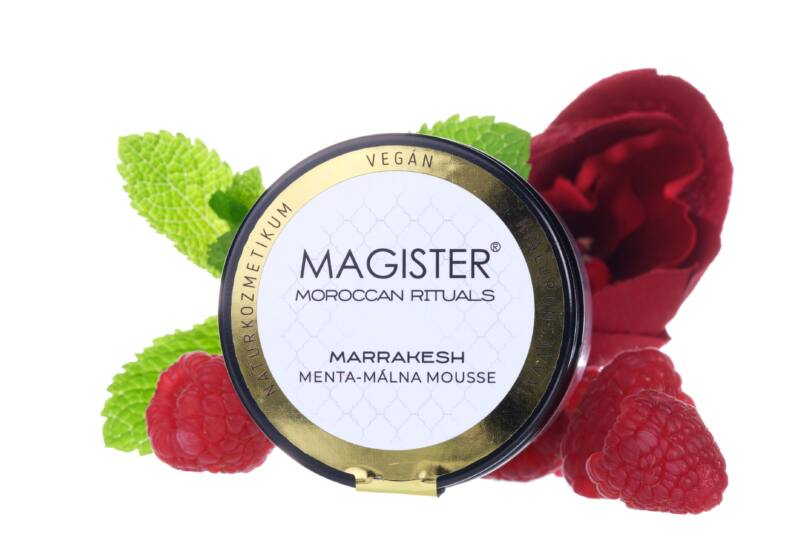 Marrakesh Menta Málna Mousse