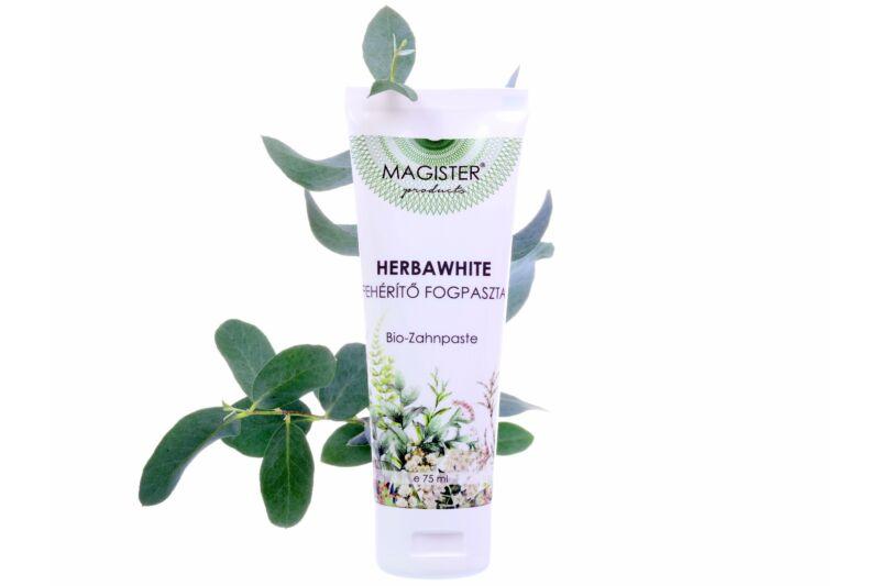 Herbawhite fehérítő fogpaszta