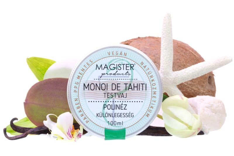 Monoi de Tahiti testvaj