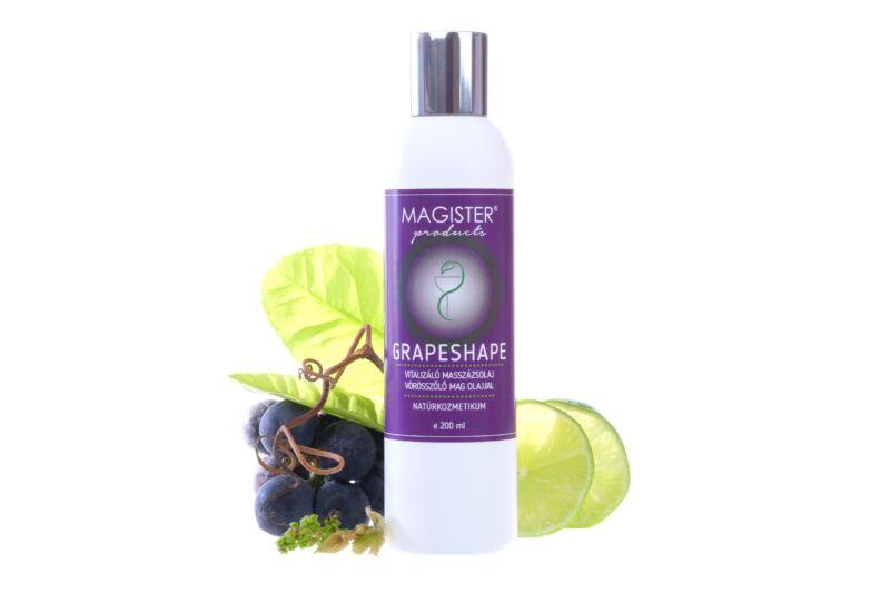 GrapeShape Vitalizáló masszázsolaj