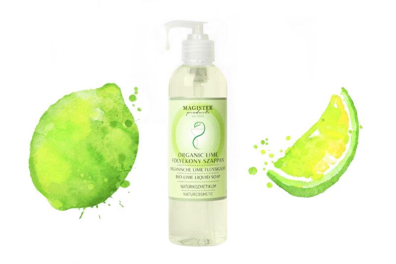 Organic Lime Folyékony Szappan