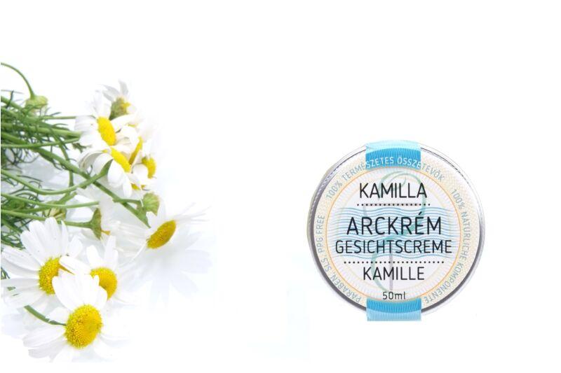 Kamilla Arckrém