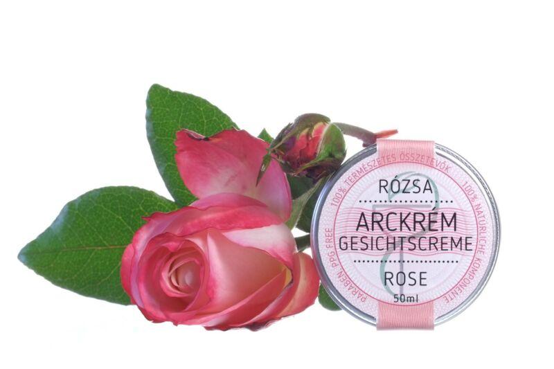 Rózsa Arckrém